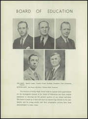 Page 8, 1946 Edition, Shelby High School - Tigers Tale Yearbook (Shelby, MI) online yearbook collection