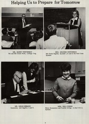 Page 12, 1971 Edition, Byron High School - Echo Yearbook (Byron, MI) online yearbook collection
