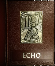 1972 Edition, Byron High School - Echo Yearbook (Byron, MI)