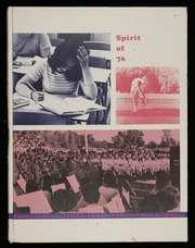 Page 1, 1976 Edition, Byron High School - Echo Yearbook (Byron, MI) online yearbook collection
