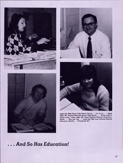 Page 17, 1976 Edition, Byron High School - Echo Yearbook (Byron, MI) online yearbook collection