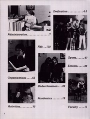 Page 6, 1976 Edition, Byron High School - Echo Yearbook (Byron, MI) online yearbook collection