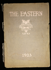 Page 1, 1923 Edition, Eastern High School - Eastern Yearbook (Detroit, MI) online yearbook collection