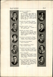 Page 16, 1923 Edition, Eastern High School - Eastern Yearbook (Detroit, MI) online yearbook collection
