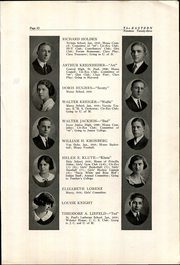 Page 17, 1923 Edition, Eastern High School - Eastern Yearbook (Detroit, MI) online yearbook collection