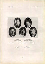 Page 14, 1925 Edition, Eastern High School - Eastern Yearbook (Detroit, MI) online yearbook collection