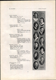 Page 15, 1925 Edition, Eastern High School - Eastern Yearbook (Detroit, MI) online yearbook collection