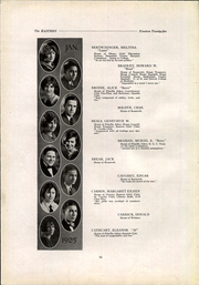 Page 16, 1925 Edition, Eastern High School - Eastern Yearbook (Detroit, MI) online yearbook collection