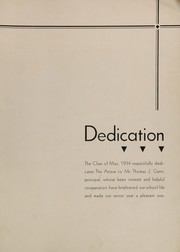 Page 7, 1934 Edition, Eastern High School - Eastern Yearbook (Detroit, MI) online yearbook collection