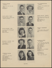 Page 13, 1947 Edition, Clinton High School - Memories Yearbook (Clinton, MI) online yearbook collection