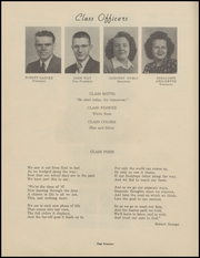Page 16, 1947 Edition, Clinton High School - Memories Yearbook (Clinton, MI) online yearbook collection