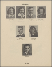Page 17, 1947 Edition, Clinton High School - Memories Yearbook (Clinton, MI) online yearbook collection