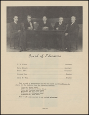 Page 7, 1947 Edition, Clinton High School - Memories Yearbook (Clinton, MI) online yearbook collection