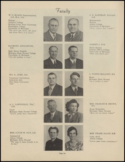 Page 8, 1947 Edition, Clinton High School - Memories Yearbook (Clinton, MI) online yearbook collection