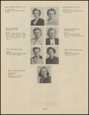 Page 9, 1947 Edition, Clinton High School - Memories Yearbook (Clinton, MI) online yearbook collection