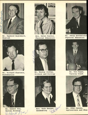 Page 12, 1960 Edition, Clinton High School - Memories Yearbook (Clinton, MI) online yearbook collection