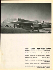 Page 7, 1960 Edition, Clinton High School - Memories Yearbook (Clinton, MI) online yearbook collection
