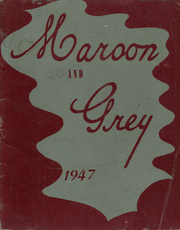 Page 1, 1947 Edition, Union City High School - Maroon and Gray Yearbook (Union City, MI) online yearbook collection