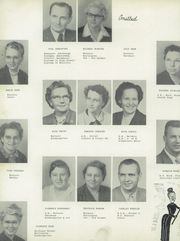 Page 10, 1955 Edition, Union City High School - Maroon and Gray Yearbook (Union City, MI) online yearbook collection