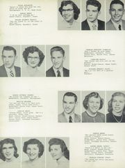 Page 14, 1955 Edition, Union City High School - Maroon and Gray Yearbook (Union City, MI) online yearbook collection