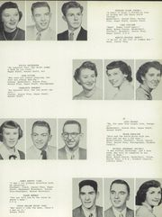 Page 15, 1955 Edition, Union City High School - Maroon and Gray Yearbook (Union City, MI) online yearbook collection