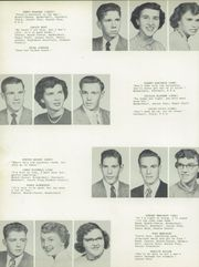 Page 16, 1955 Edition, Union City High School - Maroon and Gray Yearbook (Union City, MI) online yearbook collection