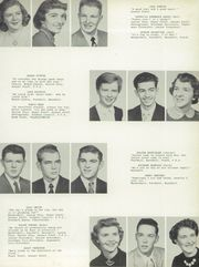 Page 17, 1955 Edition, Union City High School - Maroon and Gray Yearbook (Union City, MI) online yearbook collection