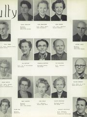 Page 9, 1955 Edition, Union City High School - Maroon and Gray Yearbook (Union City, MI) online yearbook collection