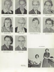 Page 11, 1959 Edition, Union City High School - Maroon and Gray Yearbook (Union City, MI) online yearbook collection