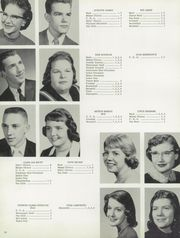 Page 14, 1959 Edition, Union City High School - Maroon and Gray Yearbook (Union City, MI) online yearbook collection