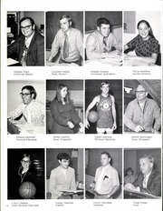 Page 12, 1972 Edition, Mayville High School - Wildcat Yearbook (Mayville, MI) online yearbook collection