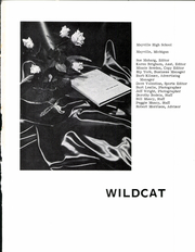 Page 5, 1972 Edition, Mayville High School - Wildcat Yearbook (Mayville, MI) online yearbook collection
