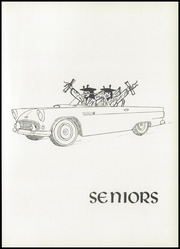 Page 17, 1955 Edition, Unity Christian High School - Silhouette Yearbook (Hudsonville, MI) online yearbook collection