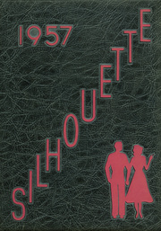 1957 Edition, Unity Christian High School - Silhouette Yearbook (Hudsonville, MI)