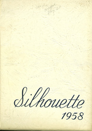 Page 1, 1958 Edition, Unity Christian High School - Silhouette Yearbook (Hudsonville, MI) online yearbook collection