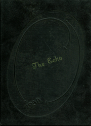 1958 Edition, Rudyard High School - Echo Yearbook (Rudyard, MI)