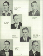 Page 14, 1952 Edition, White Cloud High School - Chieftain Yearbook (White Cloud, MI) online yearbook collection
