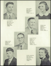 Page 15, 1952 Edition, White Cloud High School - Chieftain Yearbook (White Cloud, MI) online yearbook collection