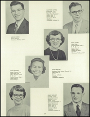 Page 17, 1952 Edition, White Cloud High School - Chieftain Yearbook (White Cloud, MI) online yearbook collection