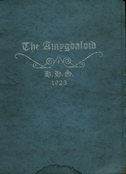 Page 1, 1923 Edition, Houghton High School - Amygdaloid Yearbook (Houghton, MI) online yearbook collection