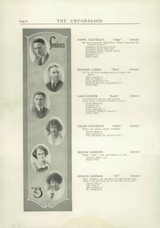 Page 10, 1923 Edition, Houghton High School - Amygdaloid Yearbook (Houghton, MI) online yearbook collection