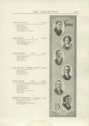 Page 11, 1923 Edition, Houghton High School - Amygdaloid Yearbook (Houghton, MI) online yearbook collection