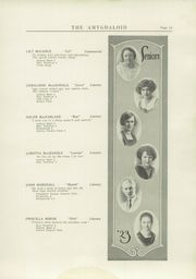 Page 15, 1923 Edition, Houghton High School - Amygdaloid Yearbook (Houghton, MI) online yearbook collection