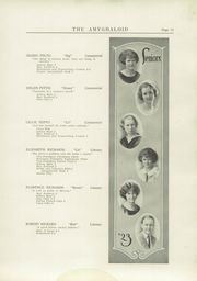 Page 17, 1923 Edition, Houghton High School - Amygdaloid Yearbook (Houghton, MI) online yearbook collection