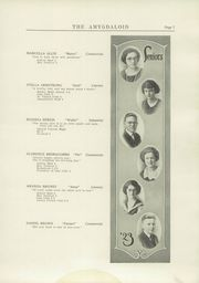 Page 9, 1923 Edition, Houghton High School - Amygdaloid Yearbook (Houghton, MI) online yearbook collection
