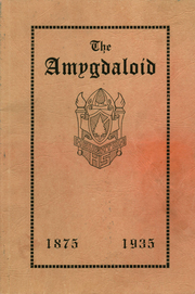 1935 Edition, Houghton High School - Amygdaloid Yearbook (Houghton, MI)