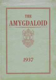 1937 Edition, Houghton High School - Amygdaloid Yearbook (Houghton, MI)