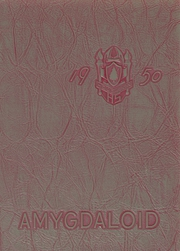 1950 Edition, Houghton High School - Amygdaloid Yearbook (Houghton, MI)
