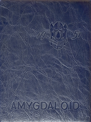1951 Edition, Houghton High School - Amygdaloid Yearbook (Houghton, MI)
