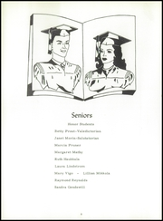 Page 12, 1954 Edition, Houghton High School - Amygdaloid Yearbook (Houghton, MI) online yearbook collection